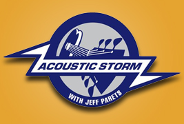 The Acoustic Storm