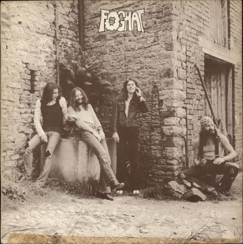 Foghat Debut LP