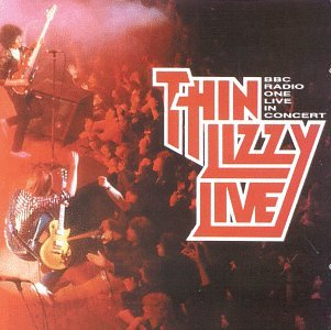 Thin Lizzy Live In UK